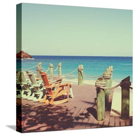 On Deck I-Susan Bryant-Stretched Canvas Print