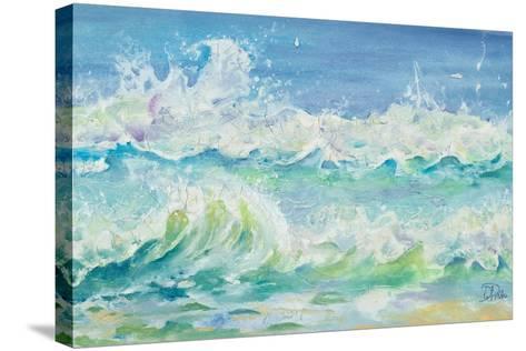 Las Olas-Patricia Pinto-Stretched Canvas Print