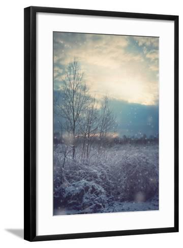 A Winter's Day-Kelly Poynter-Framed Art Print