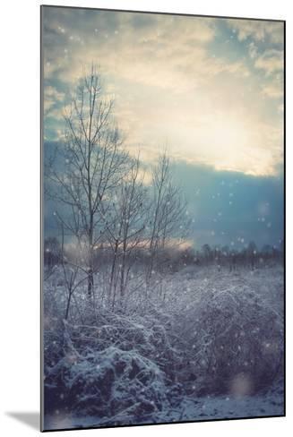 A Winter's Day-Kelly Poynter-Mounted Premium Giclee Print