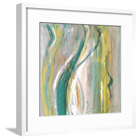 Coastal Bossa Nova II-Lanie Loreth-Framed Art Print