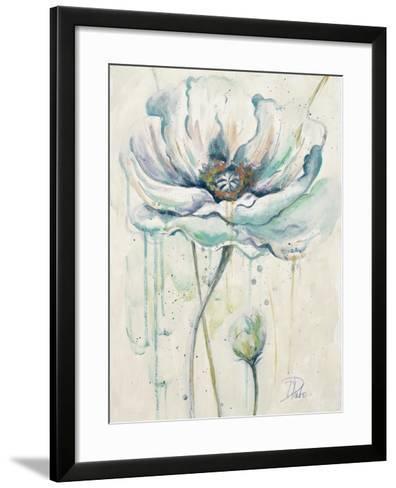 Fresh Poppies II-Patricia Pinto-Framed Art Print