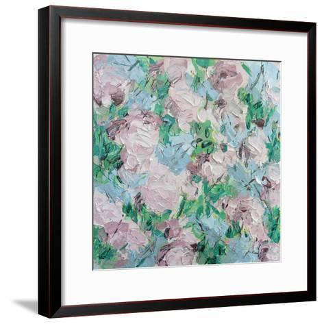 Kwanzan Cherry-Ann Marie Coolick-Framed Art Print