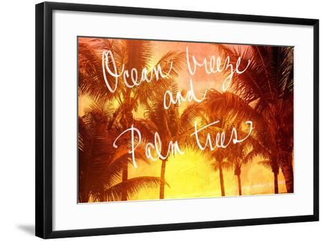 Ocean Breeze-Susan Bryant-Framed Art Print