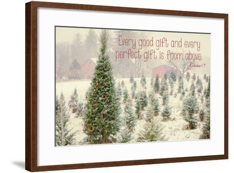 Holiday Messages I-Kelly Poynter-Framed Art Print