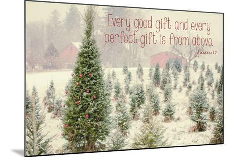 Holiday Messages I-Kelly Poynter-Mounted Art Print