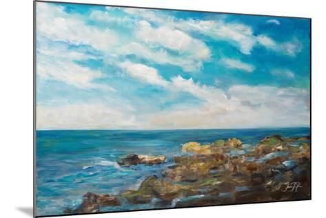 Into the Horizon I-Julie DeRice-Mounted Premium Giclee Print
