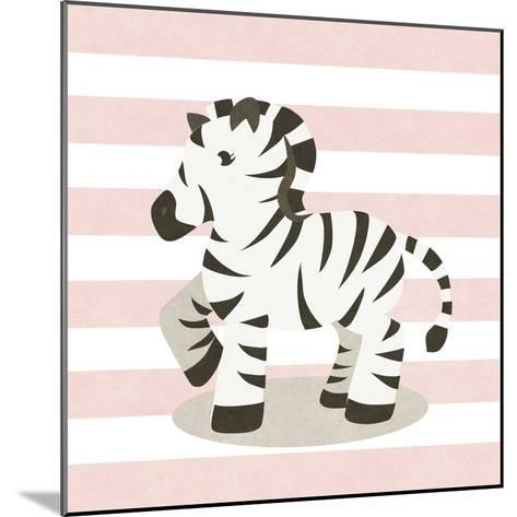 Happy Baby Animals II-SD Graphics Studio-Mounted Art Print