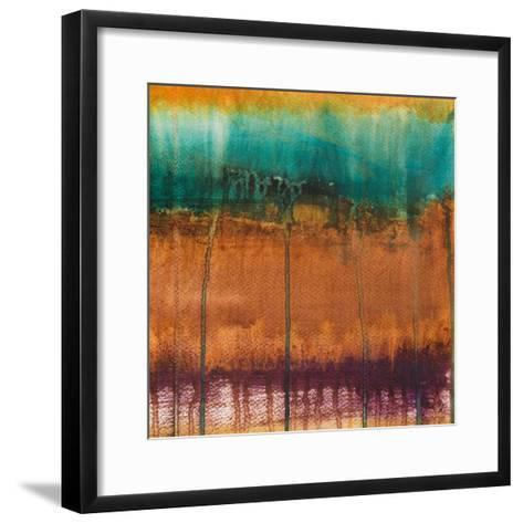 Mountain Majesty Square I-Lanie Loreth-Framed Art Print