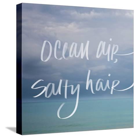 Ocean Air-Susan Bryant-Stretched Canvas Print