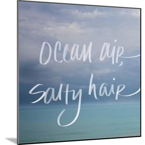 Ocean Air-Susan Bryant-Mounted Art Print
