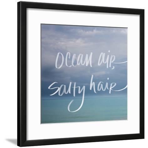 Ocean Air-Susan Bryant-Framed Art Print