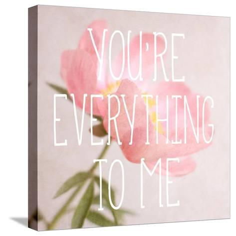 You're Everything to Me-Sarah Gardner-Stretched Canvas Print
