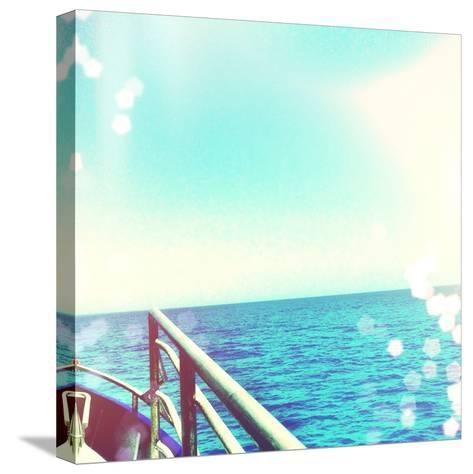 On the Horizon-Acosta-Stretched Canvas Print