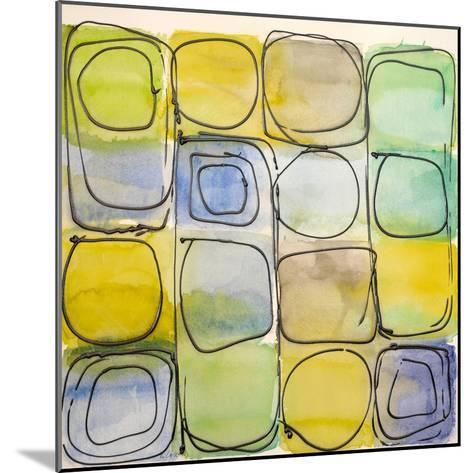 Circular Square I-Lanie Loreth-Mounted Art Print
