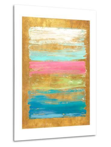 The Palette with Pink-Patricia Pinto-Metal Print