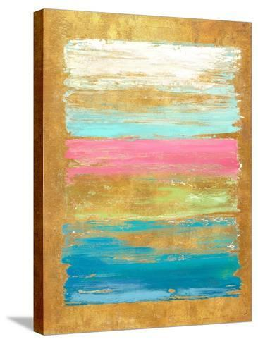 The Palette with Pink-Patricia Pinto-Stretched Canvas Print