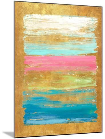 The Palette with Pink-Patricia Pinto-Mounted Art Print