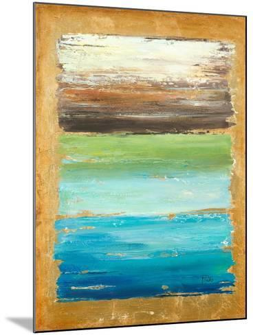 The Palette-Patricia Pinto-Mounted Art Print
