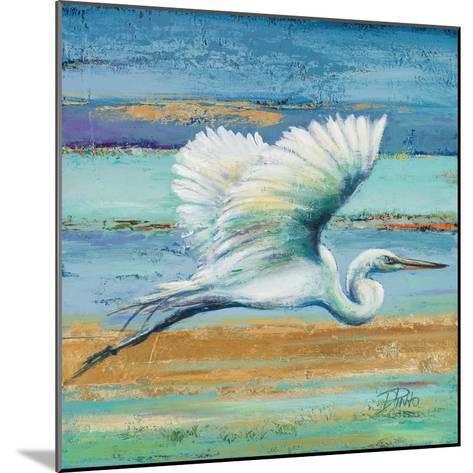 Great Egret I-Patricia Pinto-Mounted Art Print