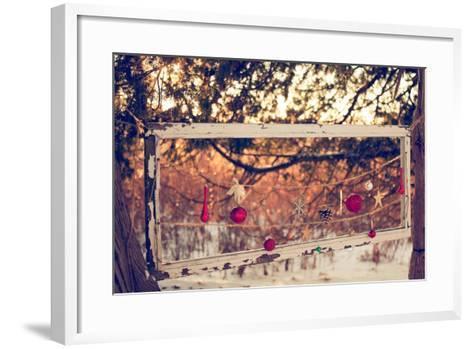 Merry and Bright-Kelly Poynter-Framed Art Print