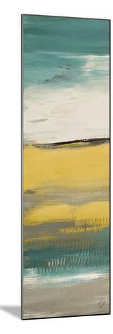 Flatlands Teal III-Lanie Loreth-Mounted Premium Giclee Print