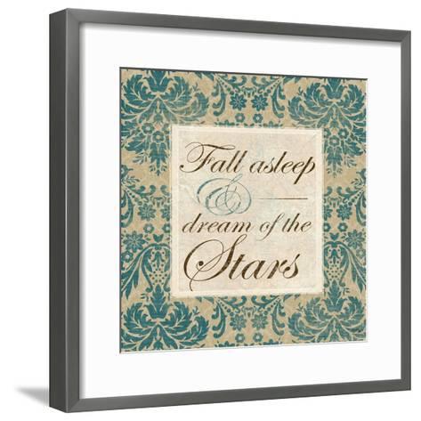 Fall Asleep and Dream of the Stars-Elizabeth Medley-Framed Art Print