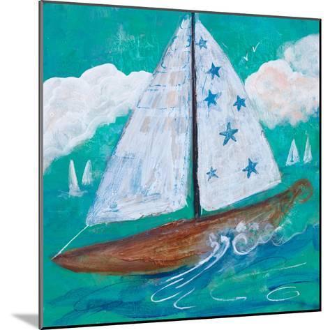 Regatta Winds IV-Robin Maria-Mounted Art Print