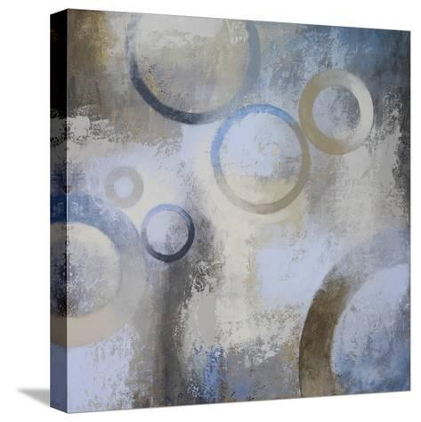 Cobalt II-Michael Marcon-Stretched Canvas Print