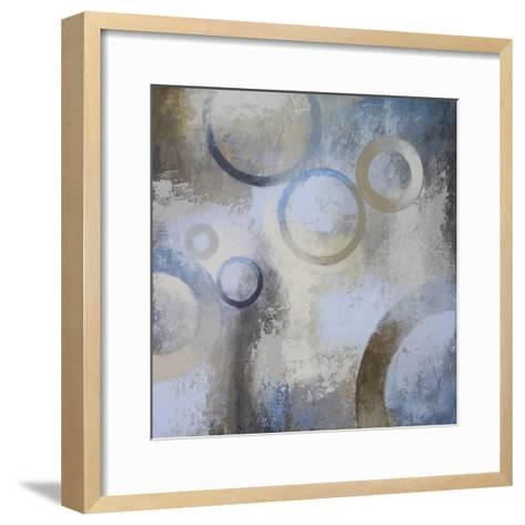 Cobalt II-Michael Marcon-Framed Art Print