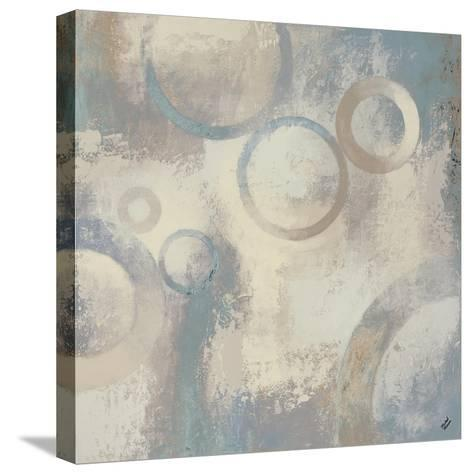 Muted Cobalt II-Michael Marcon-Stretched Canvas Print