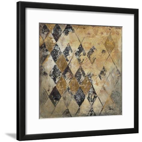 Harlequin II-Patrcia Pinto-Framed Art Print