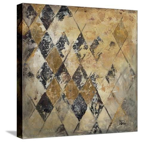 Harlequin II-Patrcia Pinto-Stretched Canvas Print