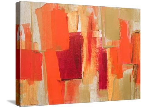 Red Sonata I-Lanie Loreth-Stretched Canvas Print