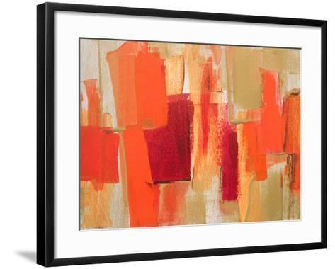 Red Sonata I-Lanie Loreth-Framed Art Print