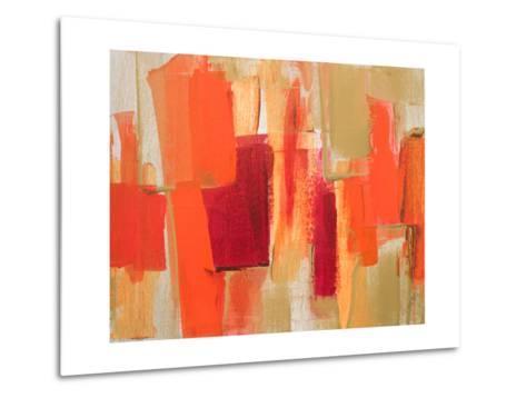 Red Sonata I-Lanie Loreth-Metal Print