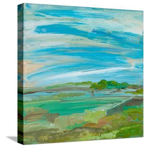 My Land I-Robin Maria-Stretched Canvas Print