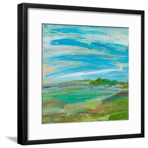 My Land I-Robin Maria-Framed Art Print