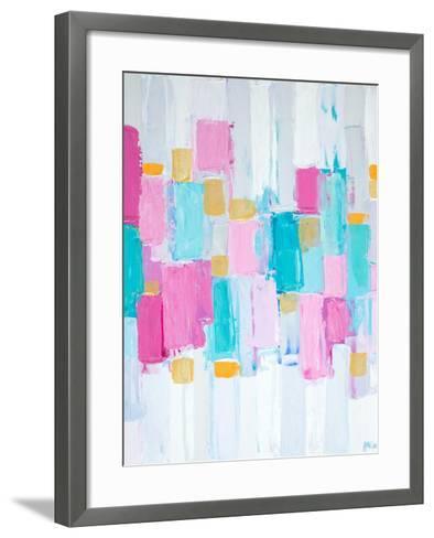 Cool Rhizome II-Ann Marie Coolick-Framed Art Print