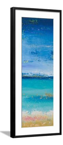 The Sea Panel I-Patricia Pinto-Framed Art Print