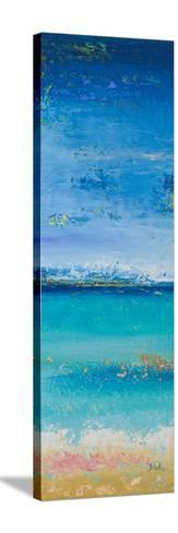 The Sea Panel I-Patricia Pinto-Stretched Canvas Print