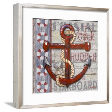 A Sailor's Life I-Gina Ritter-Framed Art Print