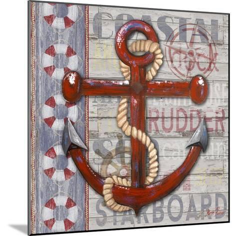 A Sailor's Life I-Gina Ritter-Mounted Premium Giclee Print