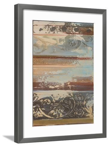 Antique Sophistication II-Patricia Pinto-Framed Art Print