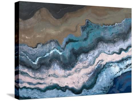 Blue Tierra-Patricia Pinto-Stretched Canvas Print