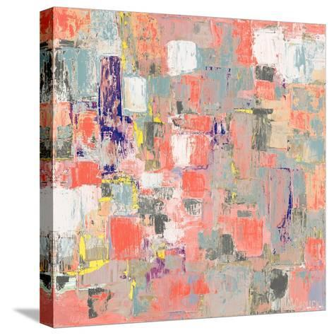 Coral Coterie-Ann Marie Coolick-Stretched Canvas Print