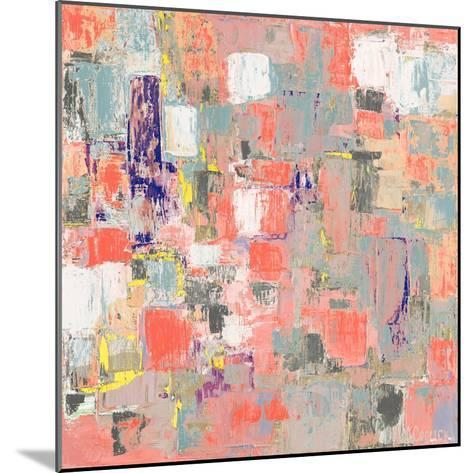 Coral Coterie-Ann Marie Coolick-Mounted Art Print