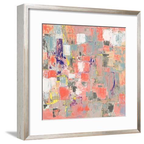 Coral Coterie-Ann Marie Coolick-Framed Art Print