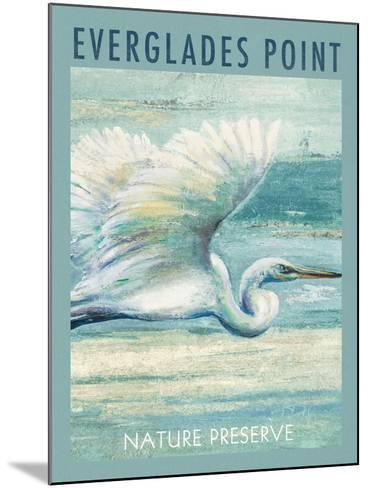 Everglades Poster I-Patricia Pinto-Mounted Art Print