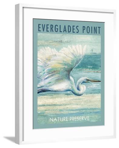 Everglades Poster I-Patricia Pinto-Framed Art Print